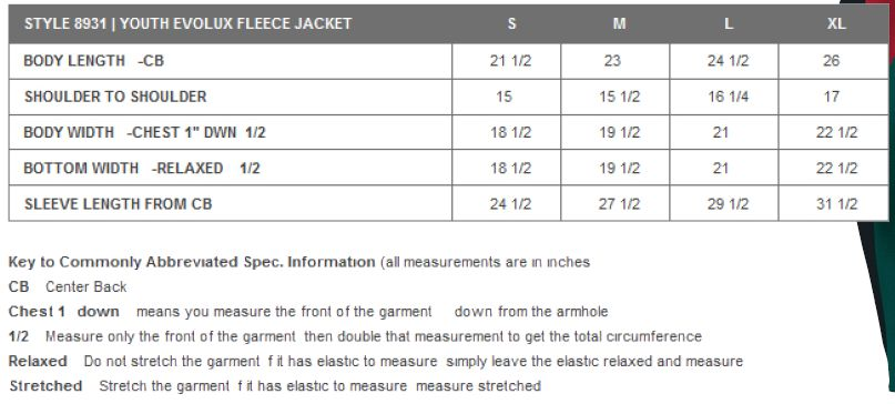 Measure for the proper fit for boys' uniforms, pants, shirts, & more with this helpful boys' clothing sizing chart & fit guide from Dickies.